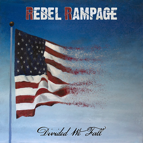 RR 'DIVIDED WE FALL' LP (CD) - 2018