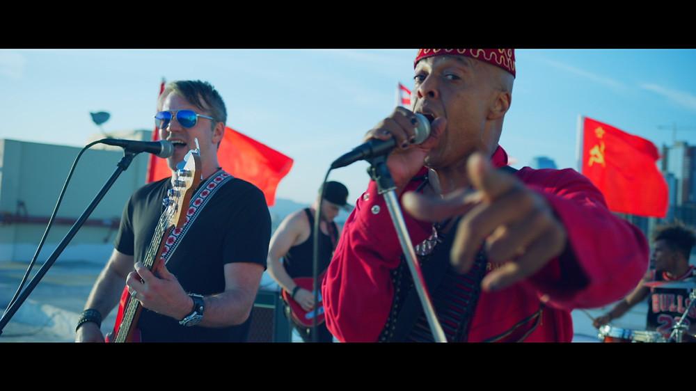 Rebel Rampage - Red Star feat, Angelo Moore (Fishbone)