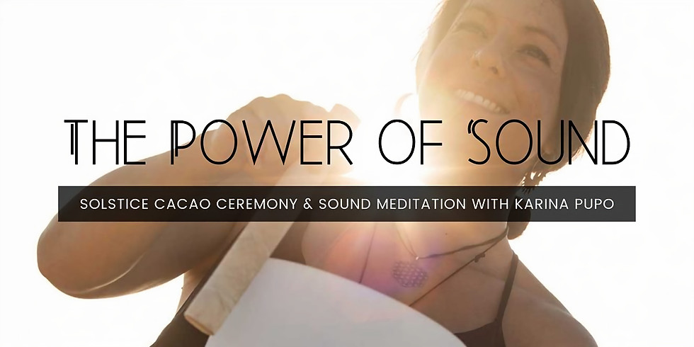 The Power of Sound with Karina