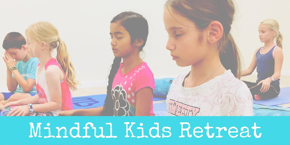 Mindful Kids Retreat with Ying Bean