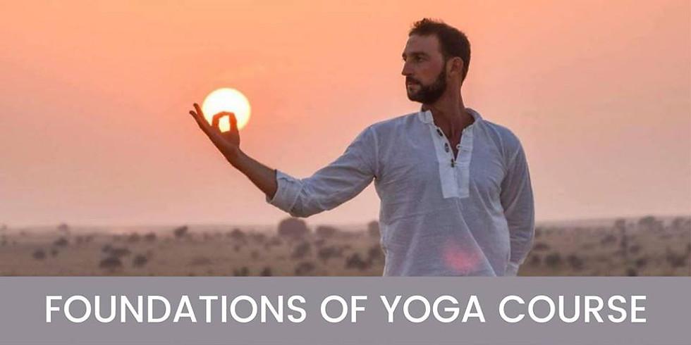 Foundations of Yoga with Yoska Moretti