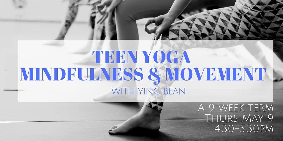 Teen Yoga with Ying Bean