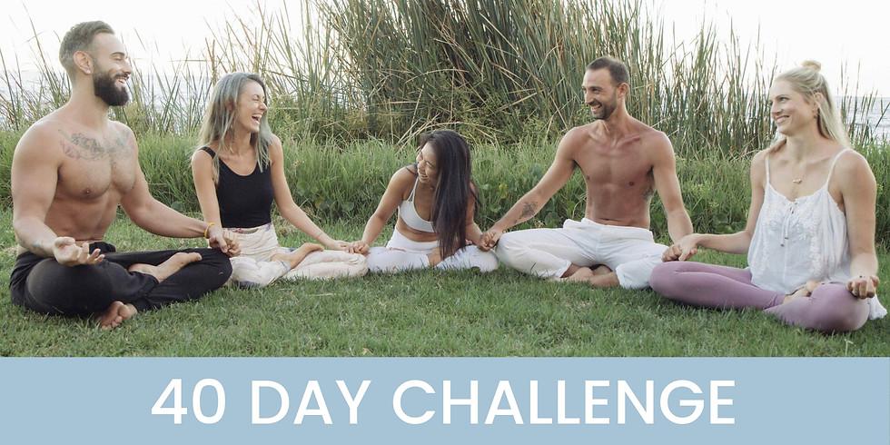 40 Day Challenge
