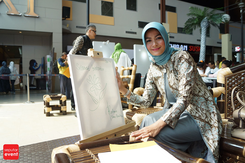 Pre-Event Bogor Fashion Food Festival 2015 Gelar Lomba Desain Motif Batik (16).JPG
