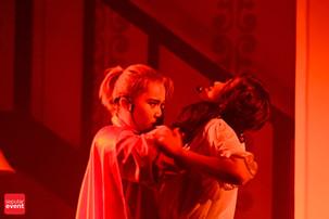 LSPR Tempa Bakat Seni Pertunjukan Dalam Festival Teater Ke-17