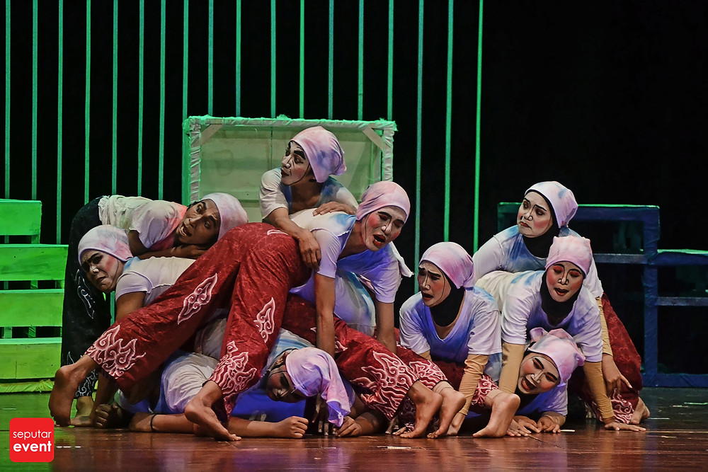 Festival Teater Jakarta; Kocak-Kacik oleh Teater El Nama (3).JPG