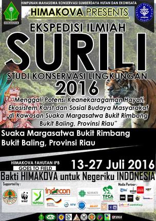 Menguak Potensi Kekayaan Alam Indonesia, Himakova Gelar Ekspedisi Ilmiah 'SURILI' ke Rimba Sumatera