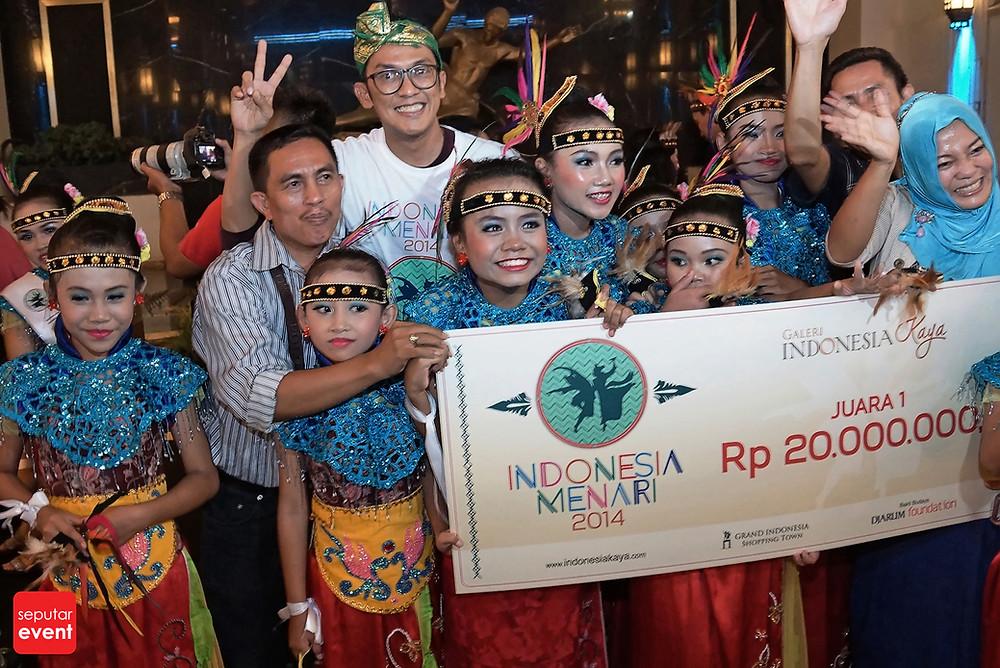 Indonesia Menari 2014, Selaksa Karya Berbalut Budaya (10).JPG