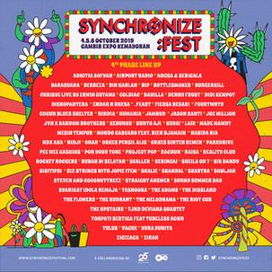 Didi Kempot dan Orkestrasi Lagu Chrisye Akan Semarakkan Synchronize Fest 2019