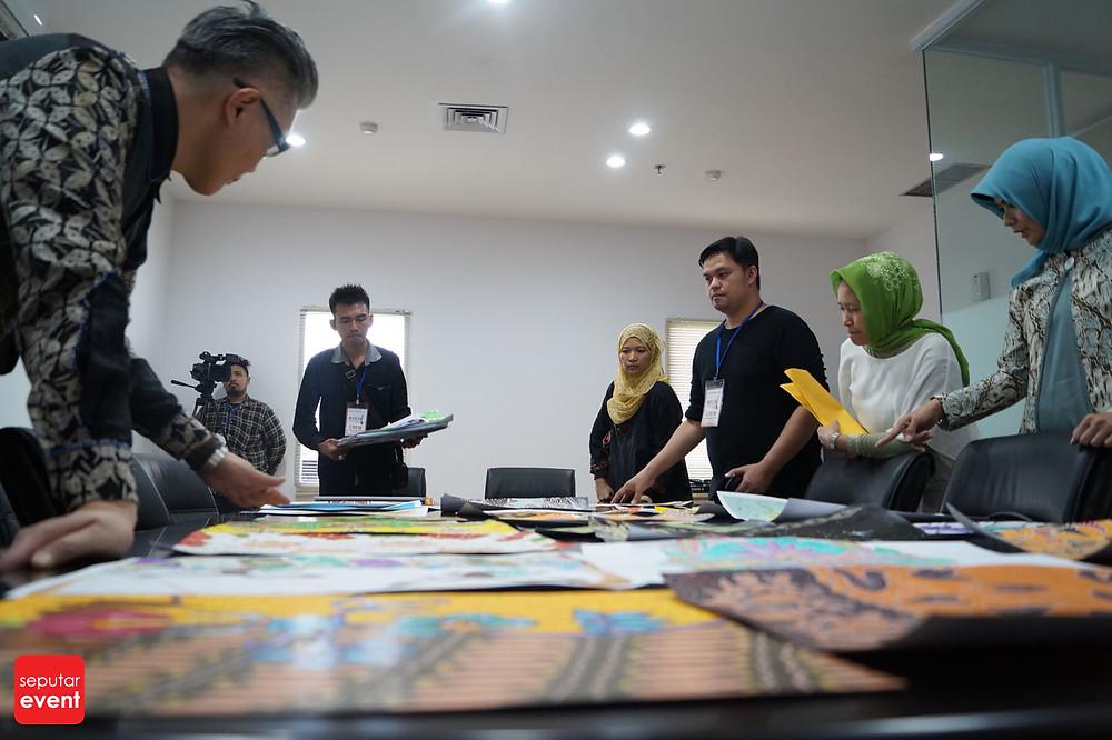 Pre-Event Bogor Fashion Food Festival 2015 Gelar Lomba Desain Motif Batik (10).JPG