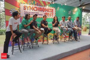 Synchronize Festival 2019 Perpaduan Suguhan Musik Unik Dan Green Movement