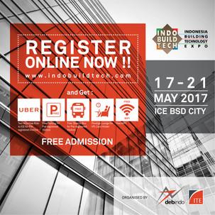 Indobuildtech 2017 Pameran Bangunan Internasional Dengan Forum Terlengkap