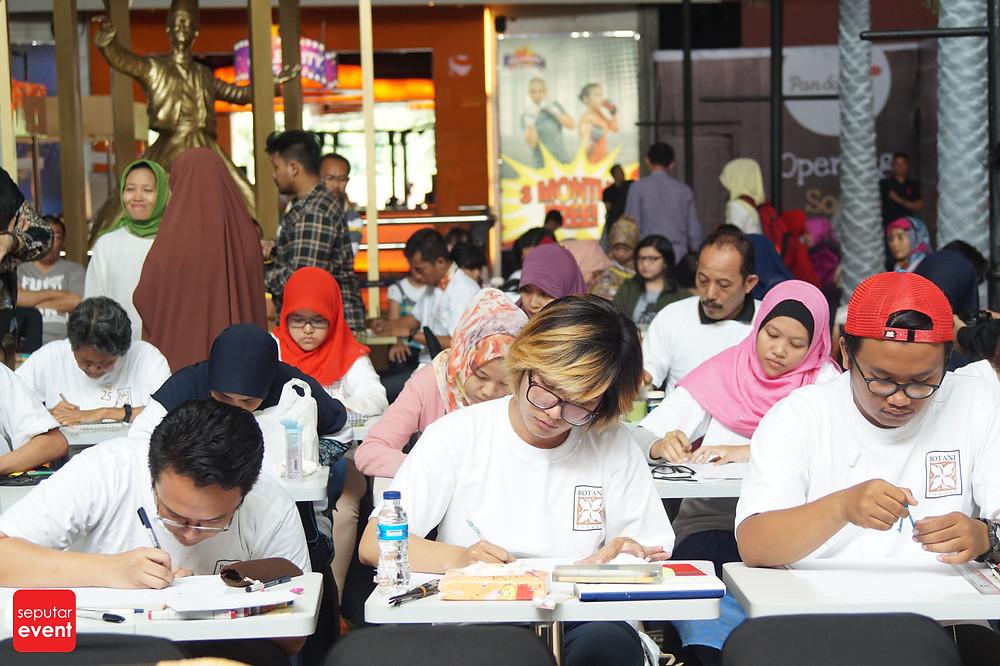 Pre-Event Bogor Fashion Food Festival 2015 Gelar Lomba Desain Motif Batik (8).JPG