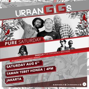 Ekspresikan Gayamu, Musik & Hobi di #UrbanGiGs
