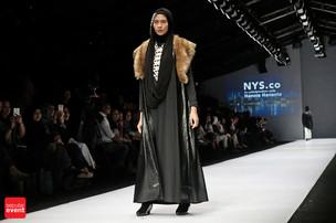 Kolaborasi NYS.co dan Hannie Hananto Tampilkan Inspirasi Kota New York di Jakarta Fashion Week 2017