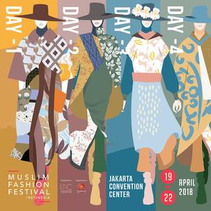 Muslim Fashion Festival (MUFFEST) Indonesia 2018