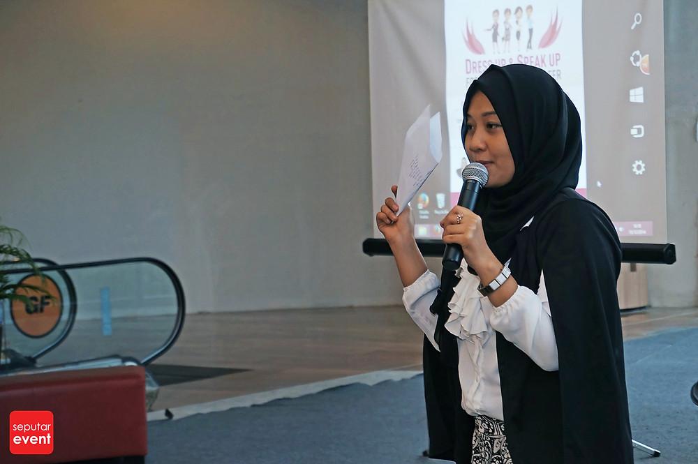 CeweQuat Selenggarakan Talkshow Speak up & Dress Up for Your Success Career (4).
