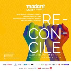"Festival Film Internasional MADANI 2019 ""Reconcile"""