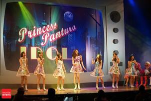 JKT 48 Meriahkan Pentas Komedi Dangdut Princess Pantura