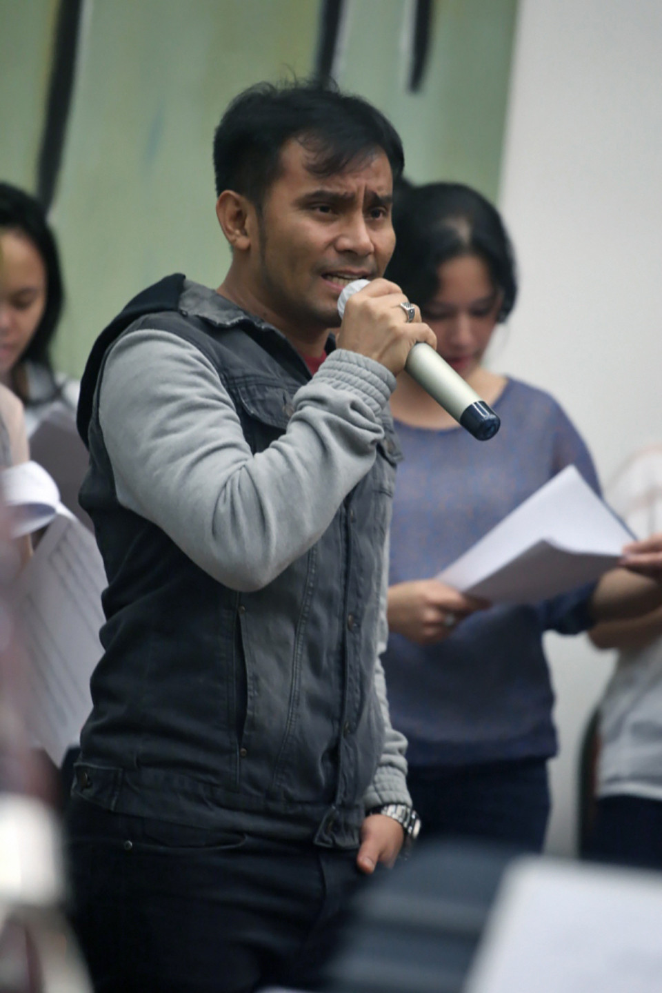 LATIHAN KONSER LOVE OF MY LIFE - Judika.JPG