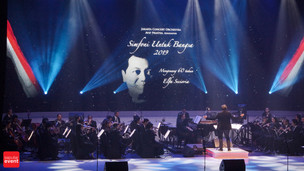 Simfoni Untuk Bangsa 2019 Hidupkan Kembali Elfa Secioria
