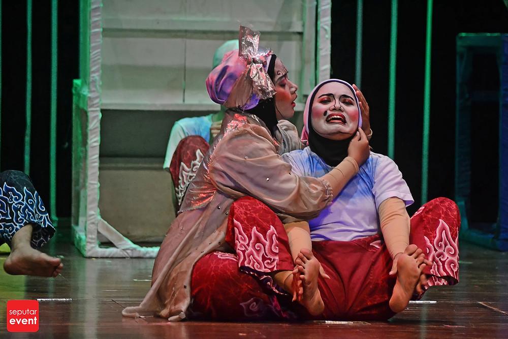Festival Teater Jakarta; Kocak-Kacik oleh Teater El Nama (2).JPG