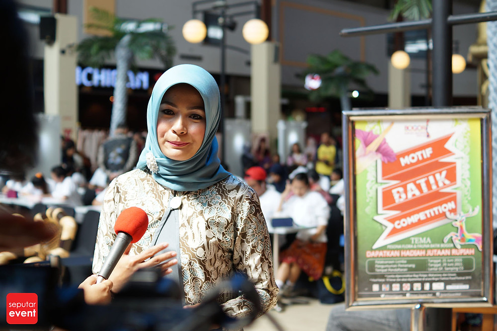 Pre-Event Bogor Fashion Food Festival 2015 Gelar Lomba Desain Motif Batik (9).JPG