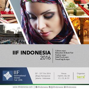 International Islamic Fair 2016