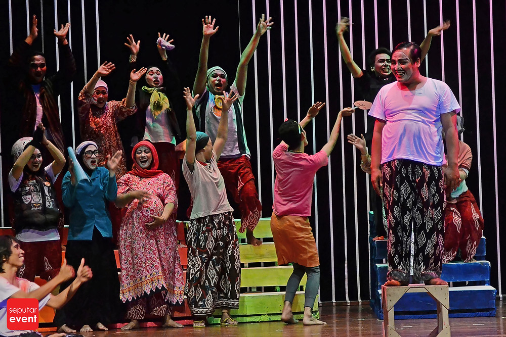Festival Teater Jakarta; Kocak-Kacik oleh Teater El Nama (4).JPG