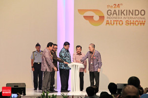 JK Buka GAIKINDO Indonesia International Auto Show (GIIAS) 2016