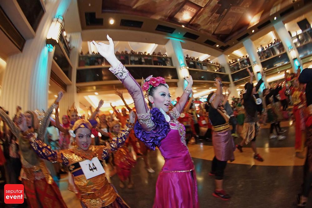 Indonesia Menari 2014, Selaksa Karya Berbalut Budaya.JPG