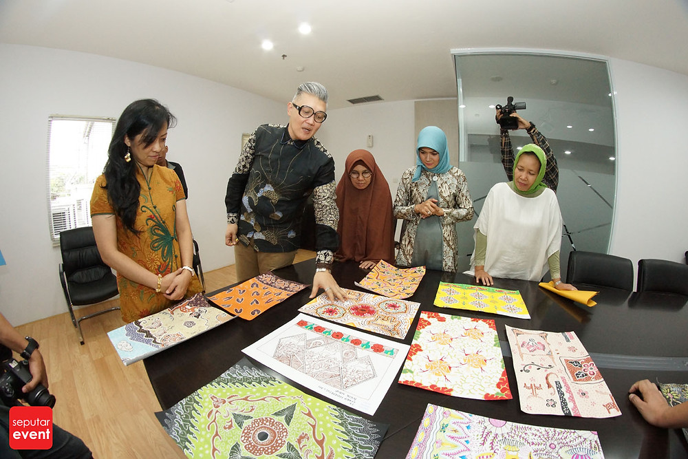 Pre-Event Bogor Fashion Food Festival 2015 Gelar Lomba Desain Motif Batik (5).JPG