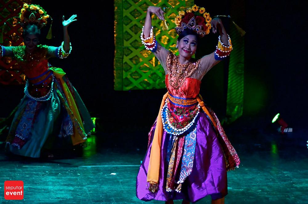 Baswara Gumita Nuswapada, Pergelaran Tari Pelepasan Duta Budaya (10).JPG