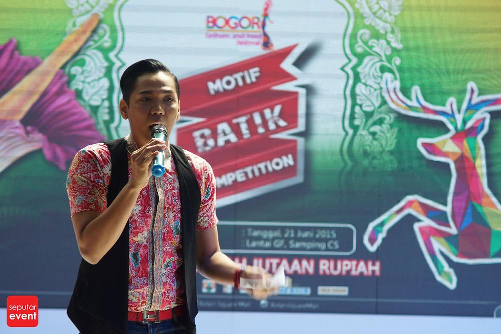 Pre-Event Bogor Fashion Food Festival 2015 Gelar Lomba Desain Motif Batik (15).JPG
