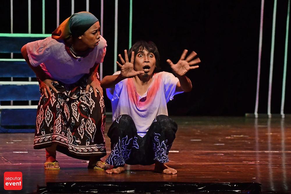 Festival Teater Jakarta; Kocak-Kacik oleh Teater El Nama (5).JPG
