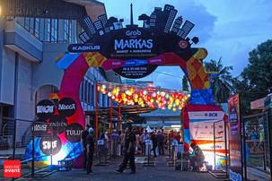 Keramaian MARKAS: Market x Komunitas Offline yang Digelar Kaskus