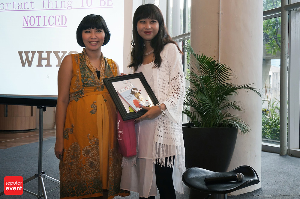 CeweQuat Selenggarakan Talkshow Speak up & Dress Up for Your Success Career (3).