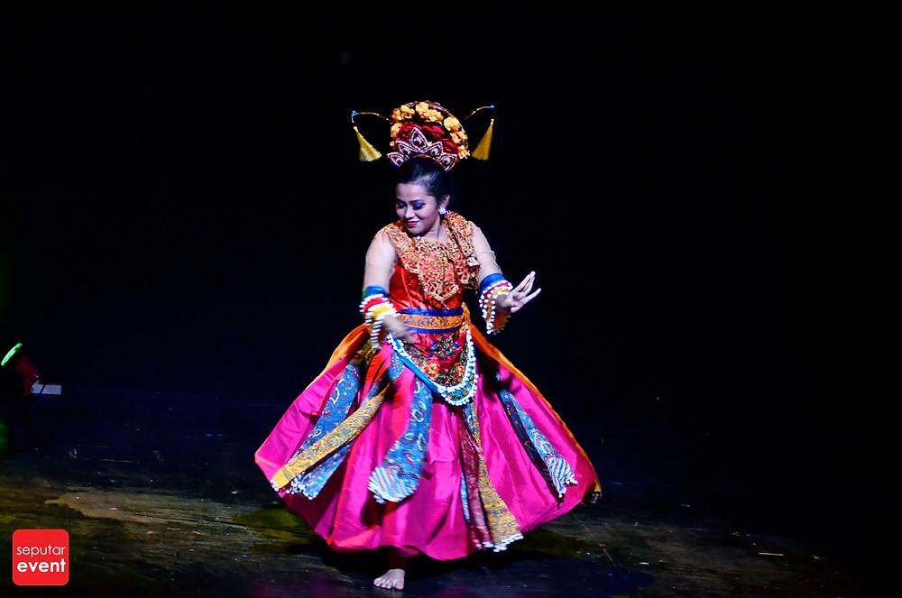 Baswara Gumita Nuswapada, Pergelaran Tari Pelepasan Duta Budaya (8).JPG