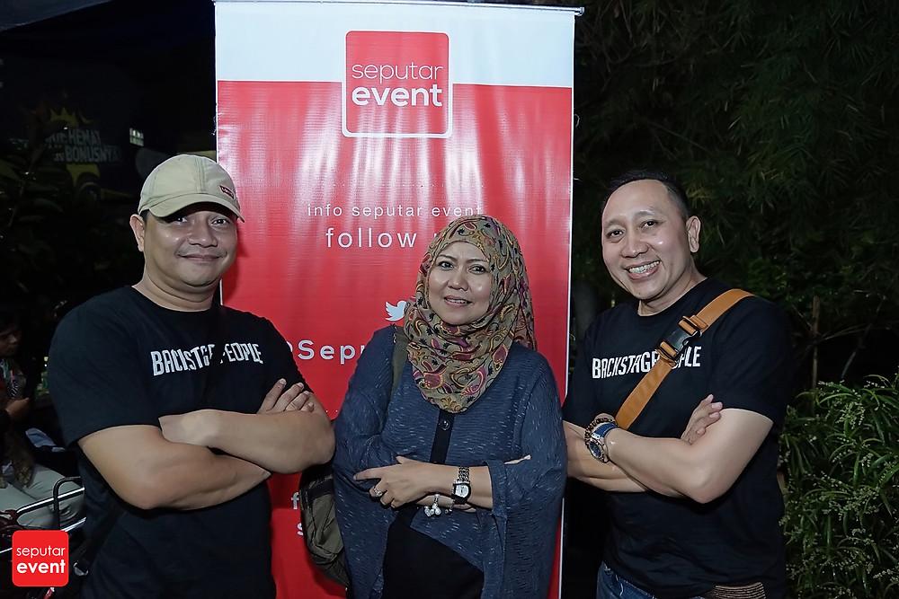 BACKSTAGERS ReGroup-2 Ajang Kumpul Pekerja Kreatif di Belakang Layar Panggung (2