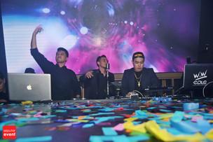 The Tale of 12th Anniversary Blowfish Jakarta
