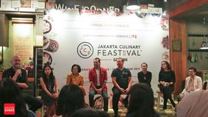 Jakarta Culinary Feastival 2017, Acara Istimewa Untuk Para Pecinta Makanan
