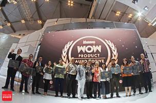 WOW Product - Automotive Kembali Berikan Penghargaan Merek Otomotif Paling 'WOW'