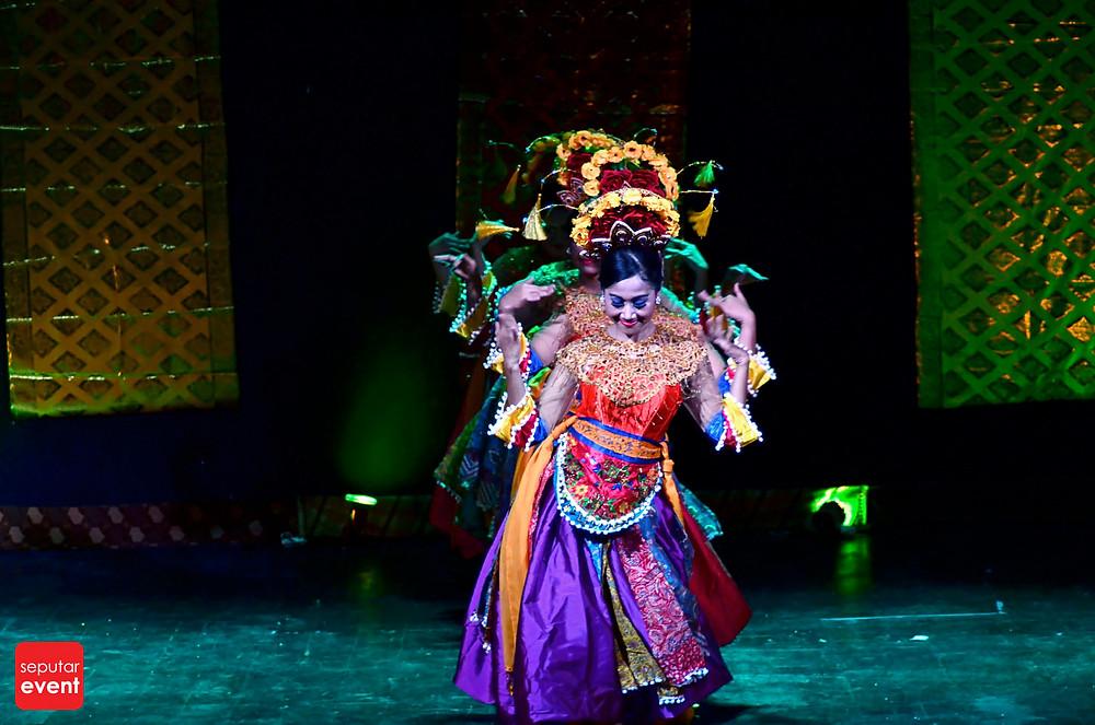 Baswara Gumita Nuswapada, Pergelaran Tari Pelepasan Duta Budaya (11).JPG