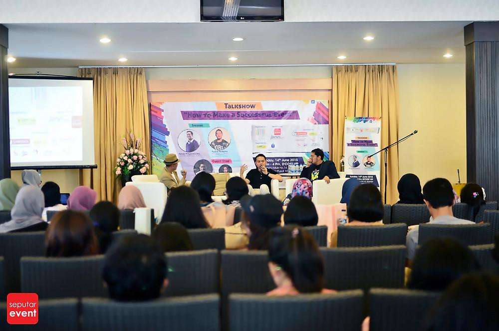 Universitas Mercu Buana Selenggarakan Talk Show How to Make a Successful event (3).jpg