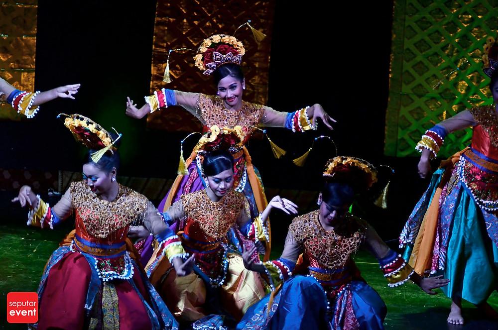 Baswara Gumita Nuswapada, Pergelaran Tari Pelepasan Duta Budaya (9).JPG
