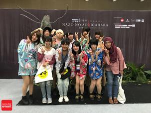 Uniknya Nakama Festival, Gelaran Budaya Jepang Bertema Kota