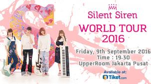 Silent Siren S World Tour, 9 September 2016