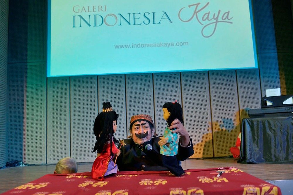 Pak Raden dan KPBA Ajak Anak Indonesia Berpetualang dalam Dongeng Nusantara(2).J