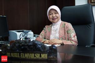Sosok Kartini di Mata Hakim Agung Dr. Nurul Elmiyah SH. MH