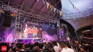 Pizza e Birra Oktobeerfeast 2018, Kenikmatan Bir dan Alunan Musik Indie